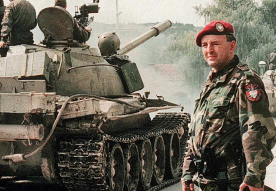 Željko Ražnatović Arkan | Author: Screenshot Youtube