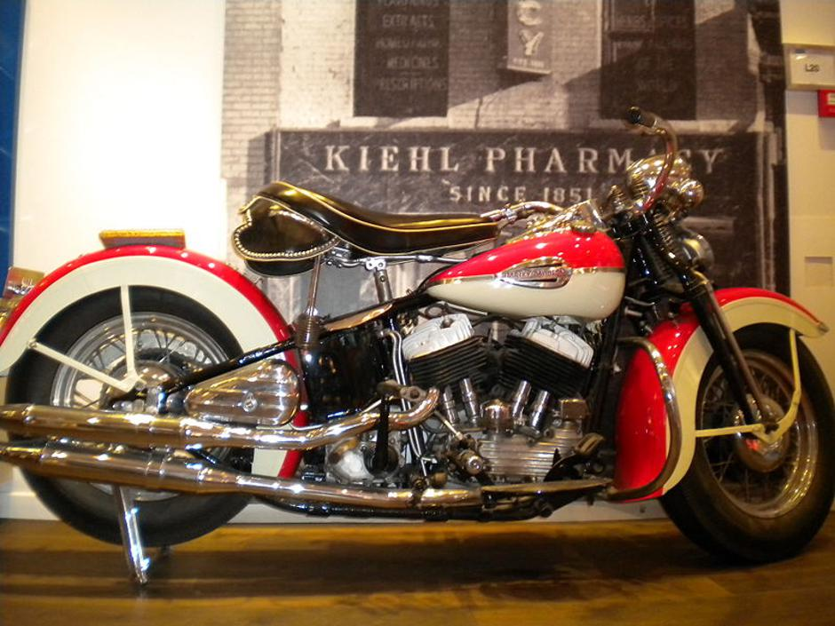 Harley Davidson modeli | Author: Wikipedia