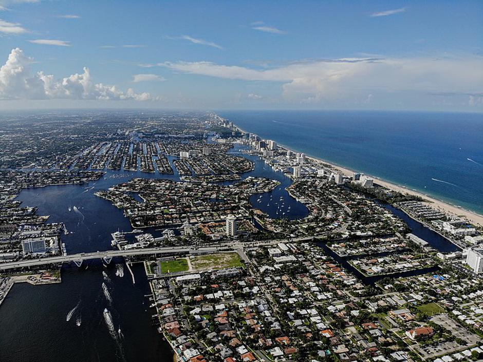 Miami-Fort Lauderdale područje | Author: Wikipedia