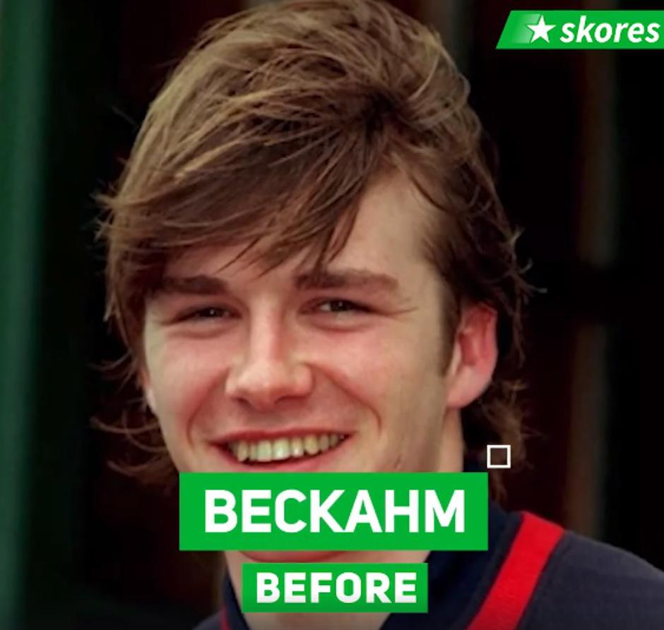 David Beckham | Author: Screenshot/Facebook