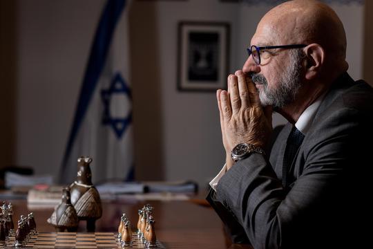 Ilan Mor, izraelski veleposlanik u Hrvatskoj