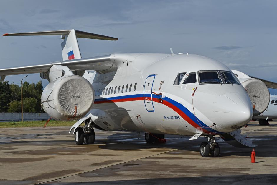 Antonov An-148 | Author: Alan Wilson/ Flickr/ CC BY-SA 2.0