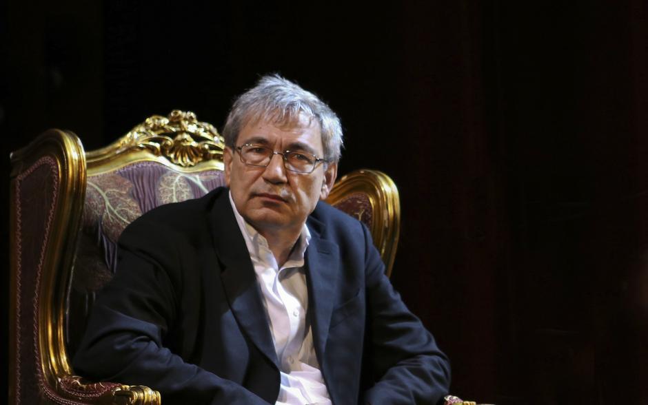 Orhan Pamuk | Author: Maka Gogaladze/ CC BY-SA 2.0
