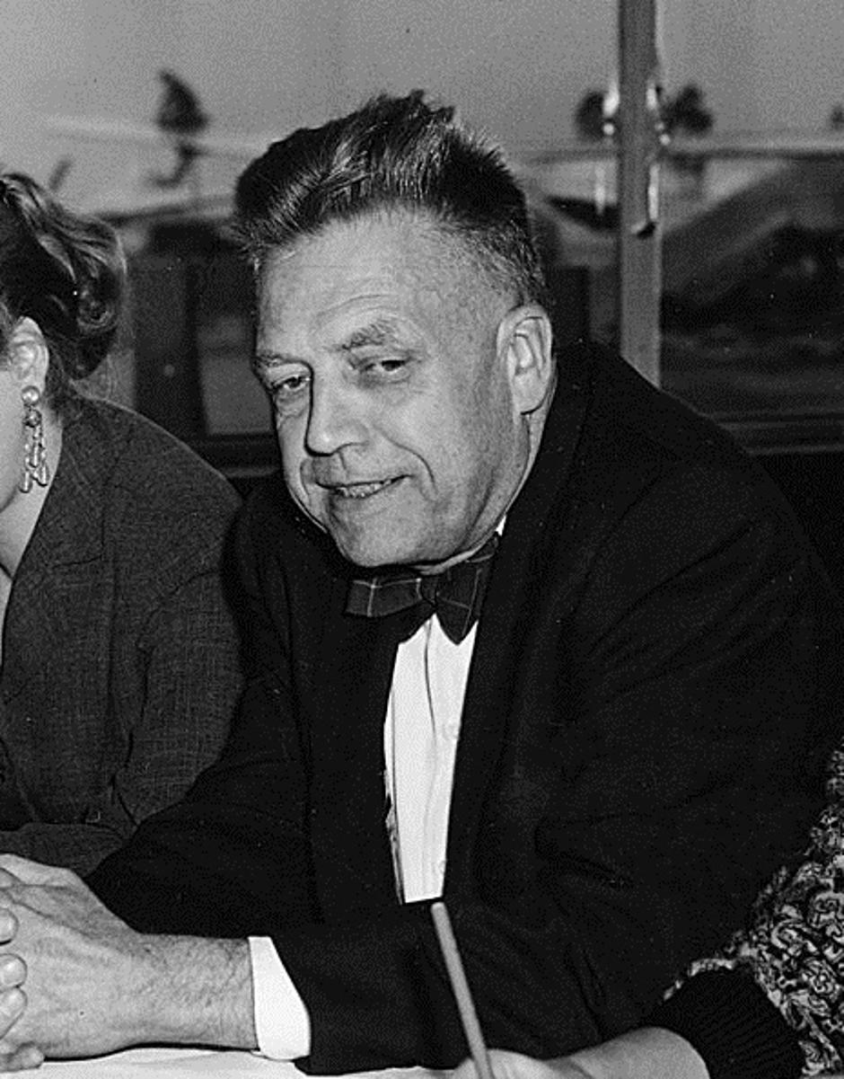 Alfred Kinsey | Author: Wikimedia Commons