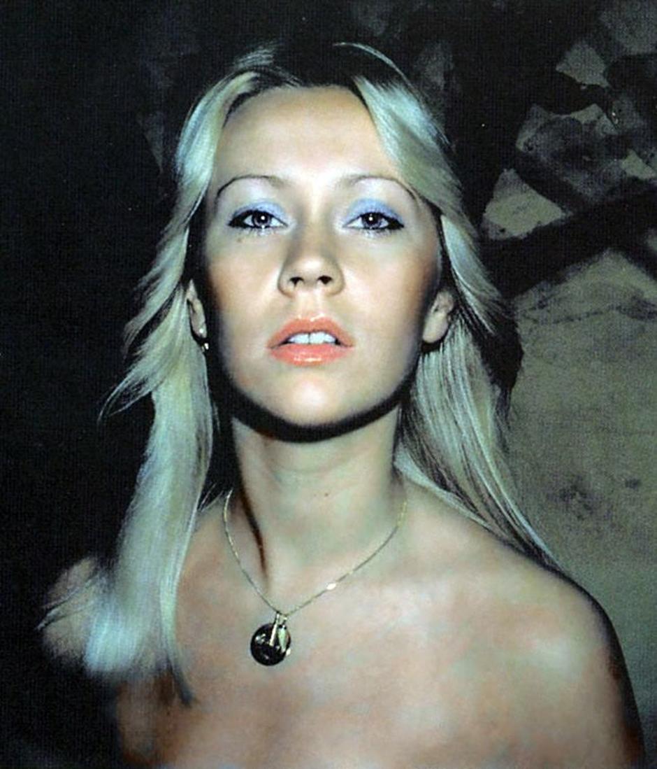 Pjevačica ABBA-e Agnetha u mlađim danima | Author: Pinterest