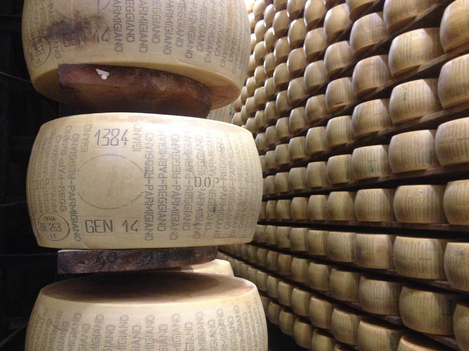 Parmezan ili Parmiggiano-Reggiano | Author: wikipedia