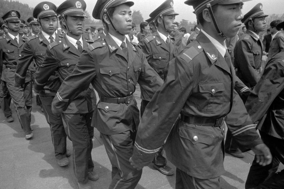 Prosvjedi studenata na trgu Tiananmen | Author: Jian Liu