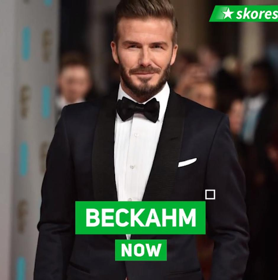 David Beckham | Author: Screenshot/Youtube