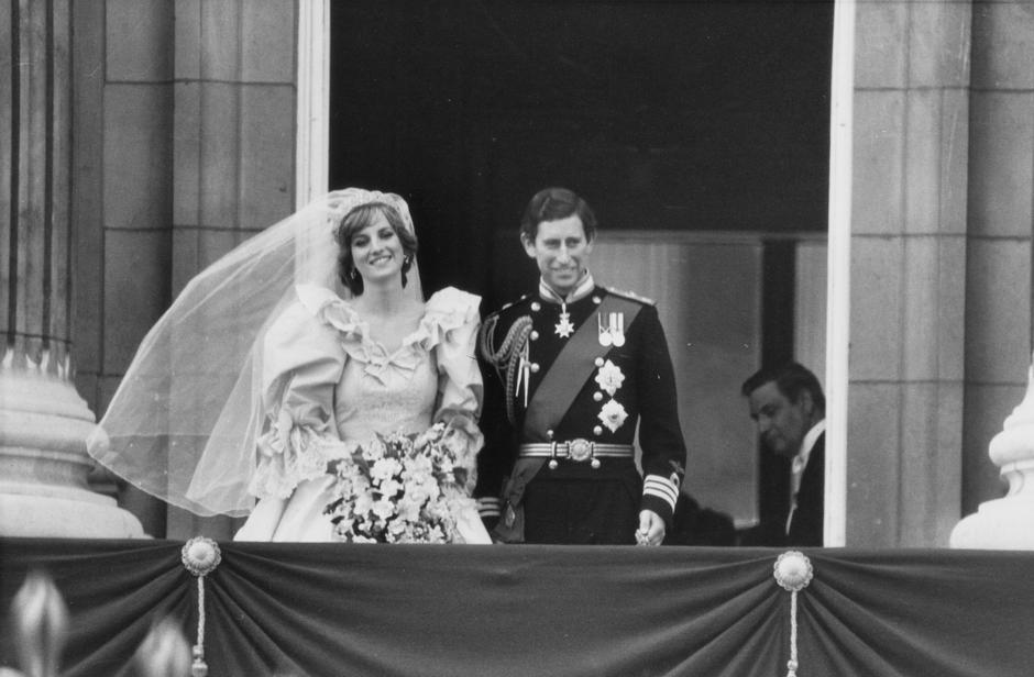 Princeza Diana i princ Charles | Author: News Syndication/PIXSELL