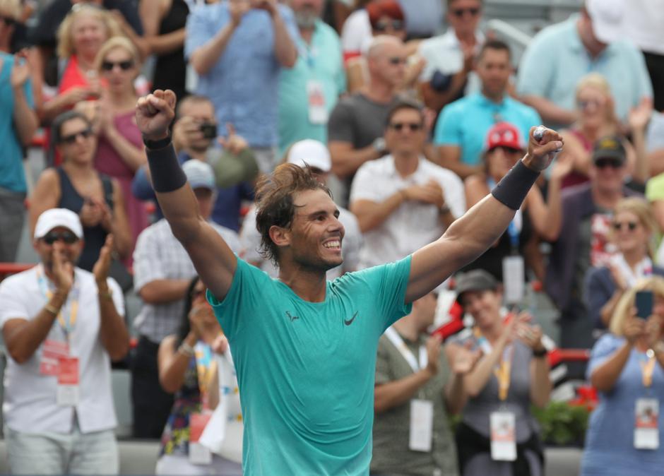 Rafael Nadal | Author: REUTERS