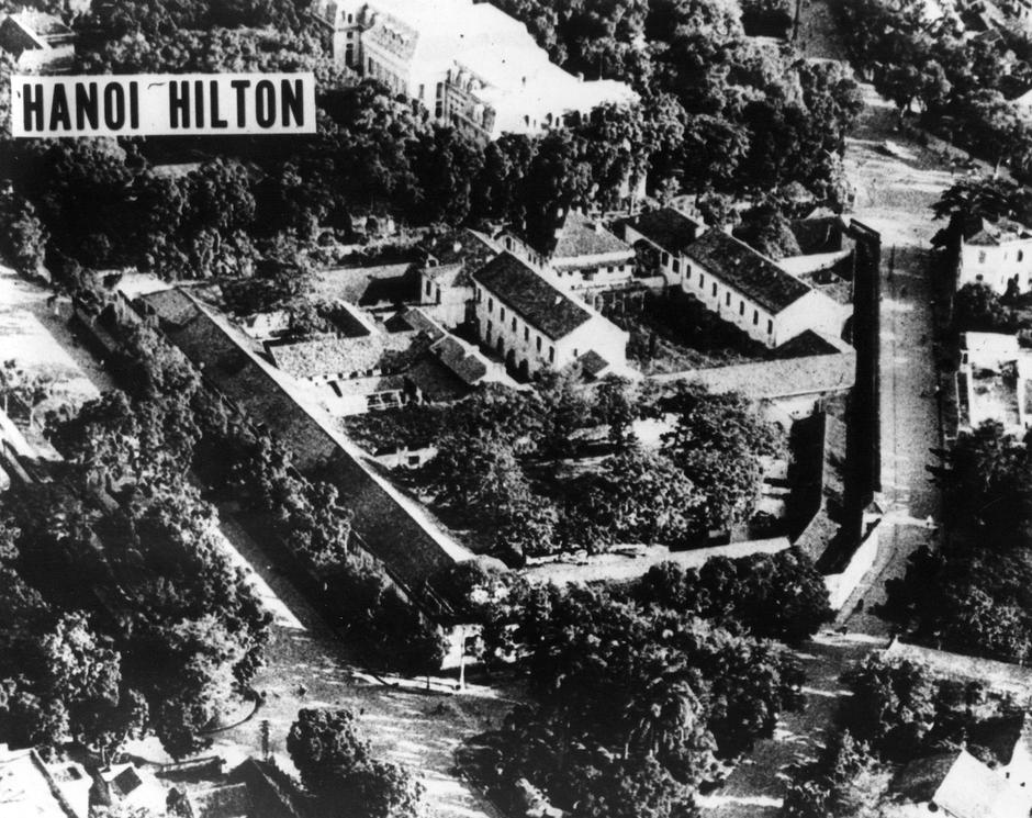 Zatvor Hanoi Hilton | Author: Wikimedia Commons