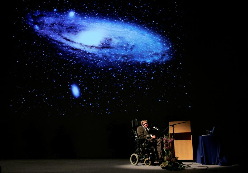 Stephen Hawking | Author: REUTERS