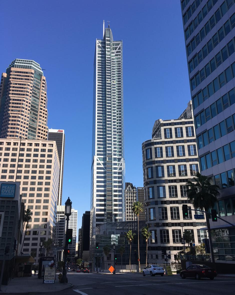 Wilshire Grand Center | Author: Wikipedia
