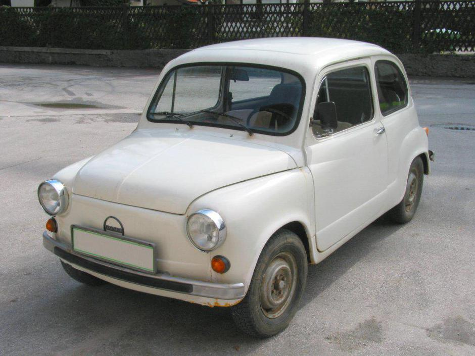 Zastava 750 | Author: Wikimedia Commons