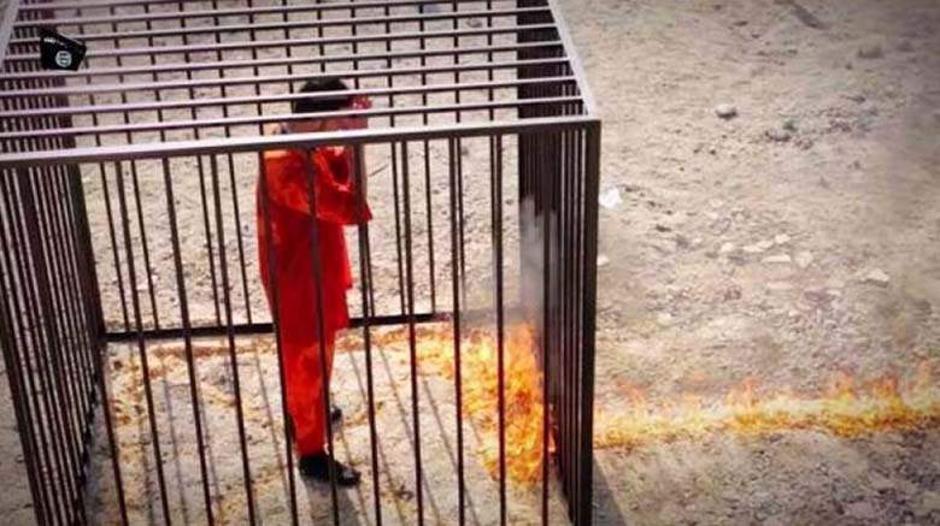 ISIL smaknuća | Author: screenshot