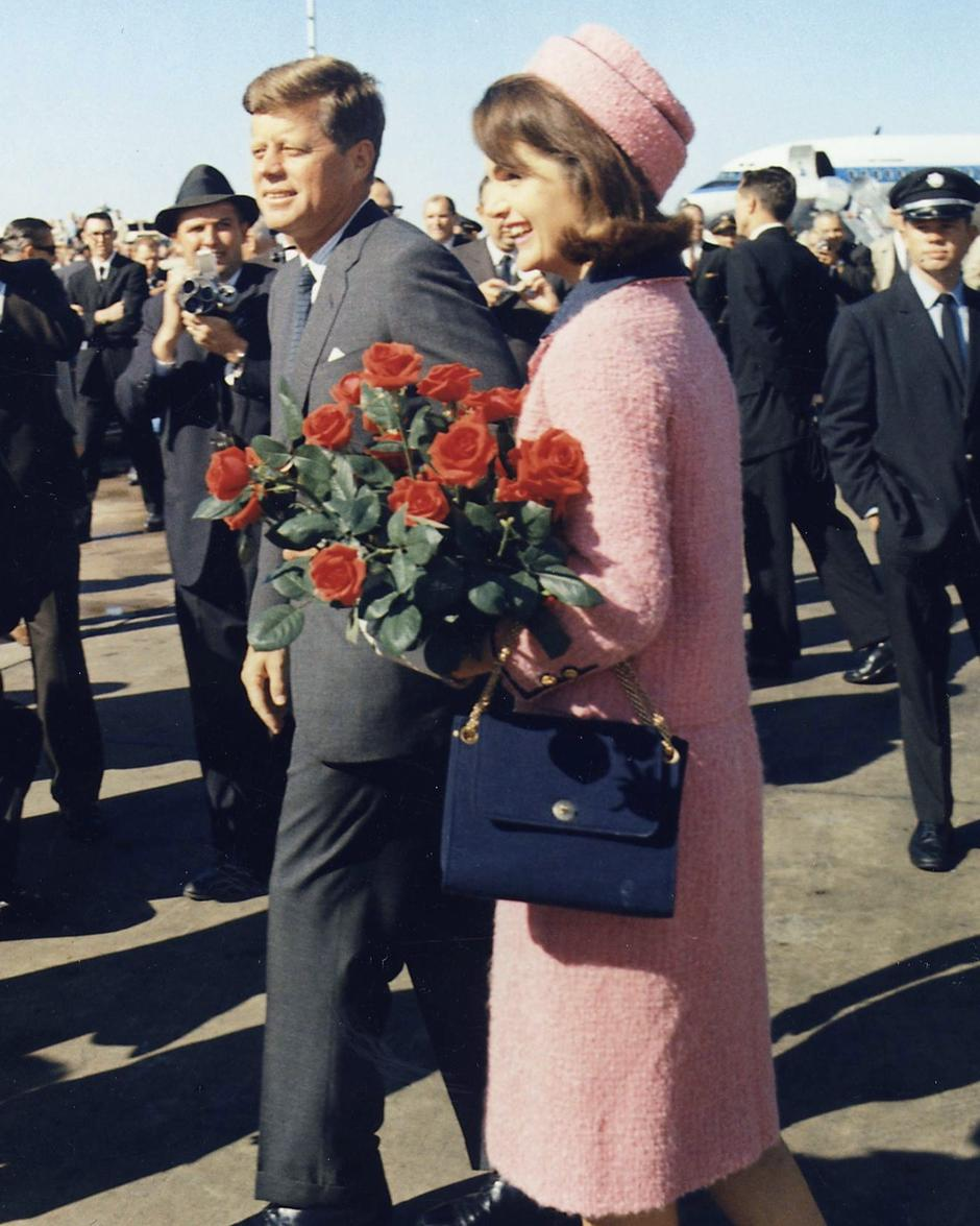 John i Jackie Kennedy u Dallasu na dana kada je ubijen JFK | Author: Cecil (Cecil William) Stoughton