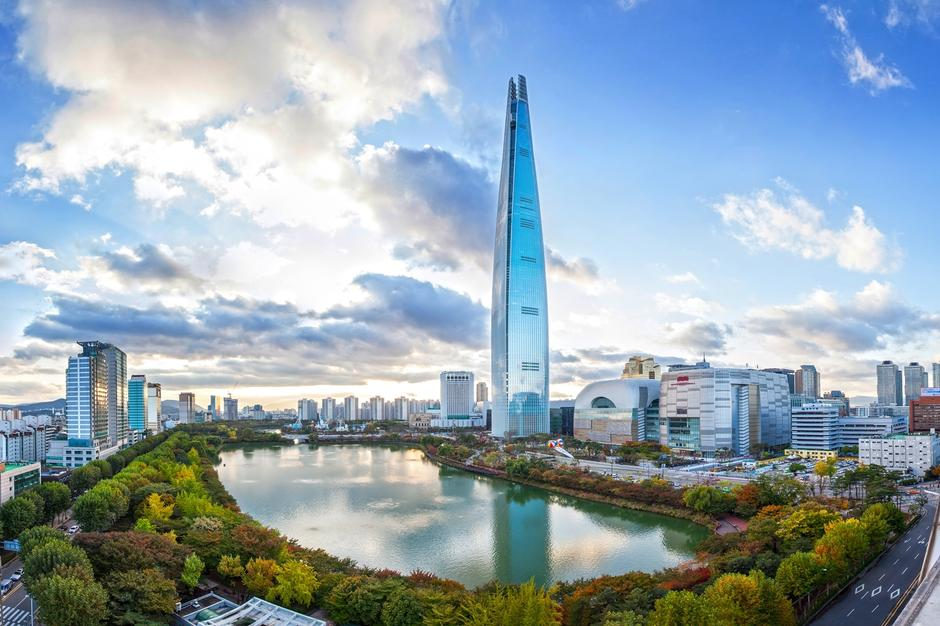 Lotte World Tower | Author: Wikipedia