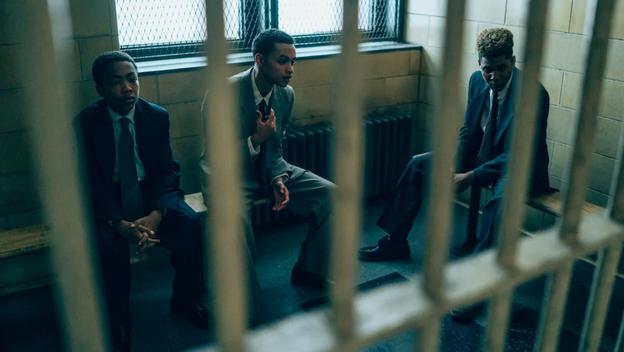 Scena iz serije When they see us