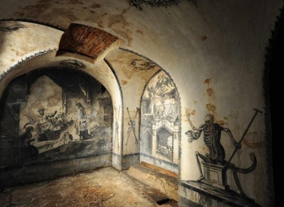 Grobnica Loreto u Pragu | Author: Coda Art