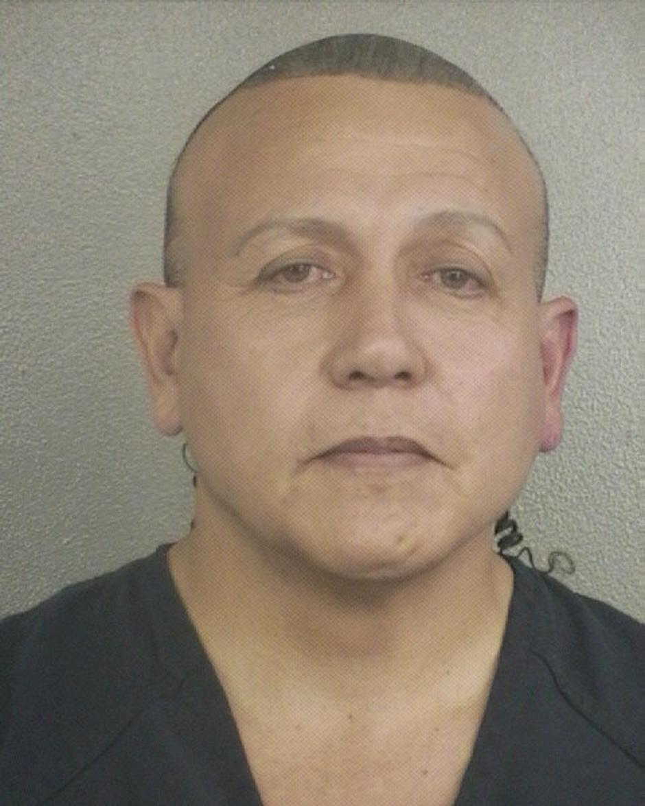 Cesar Sayoc | Author: Reuters/Pixsell
