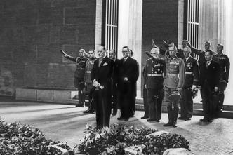 Ivo Andrić u Berlinu kao izvanredni poslanik 1938.