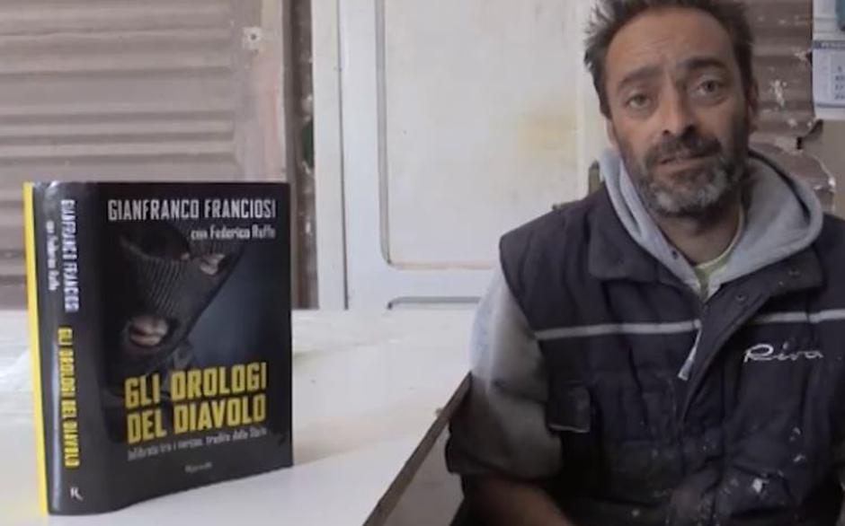 Gianfranco Franciosi Gianinno | Author: Screenshot