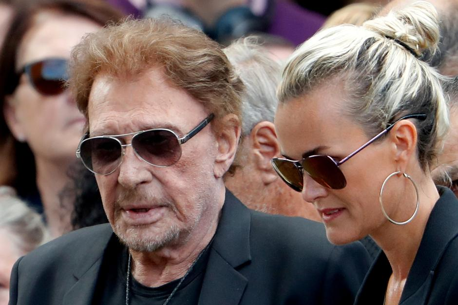Johnny Hallyday | Author: REUTERS