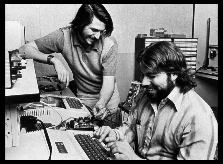 Steve Wozniak | Author: Berkeley