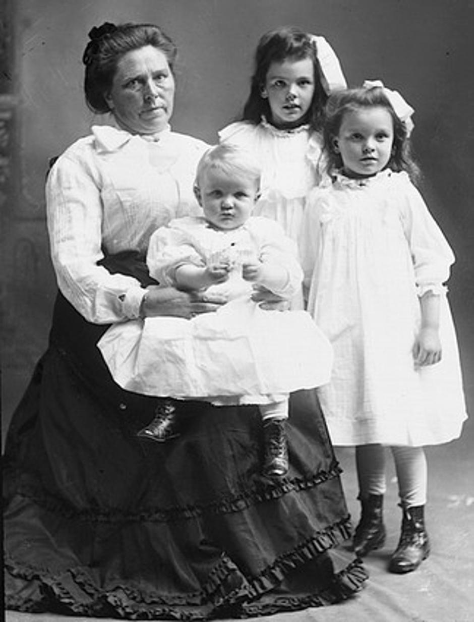 Belle Gunness | Author: Wikipedia