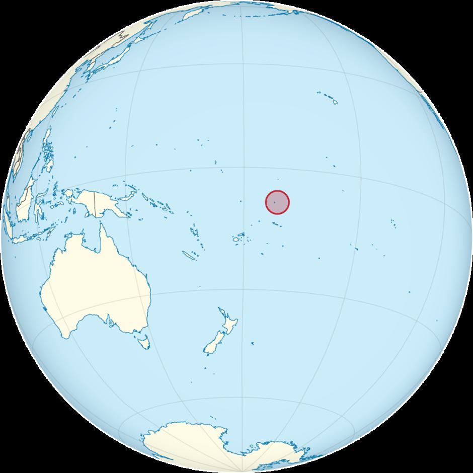Tokelau   Author: Wikipedia Commons