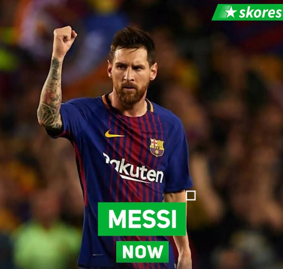 Lionel Messi | Author: Screenshot/Facebook