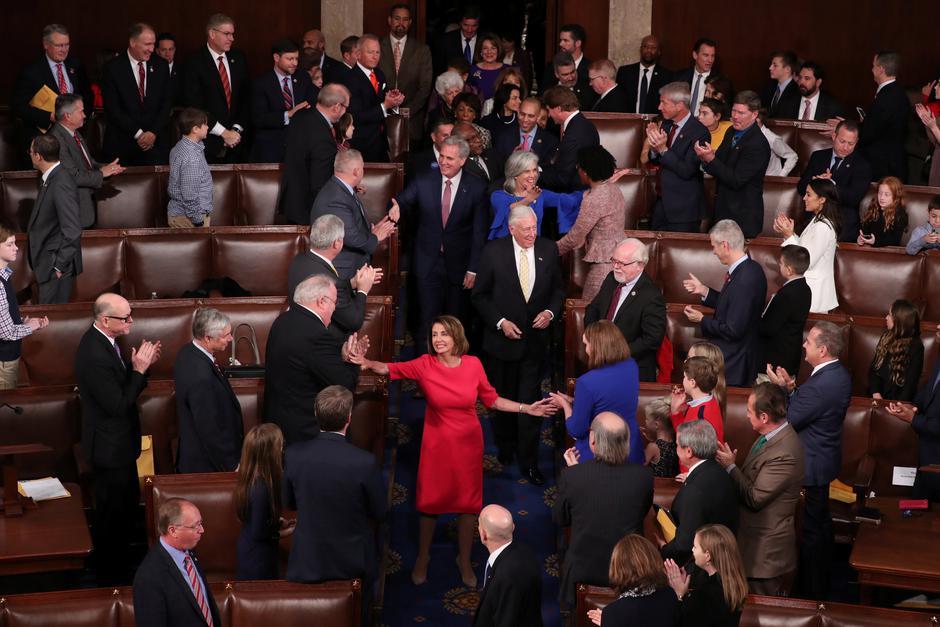 Demokrati u američkom Kongresu, Nancy Pelosi | Author: JONATHAN ERNST/REUTERS/PIXSELL