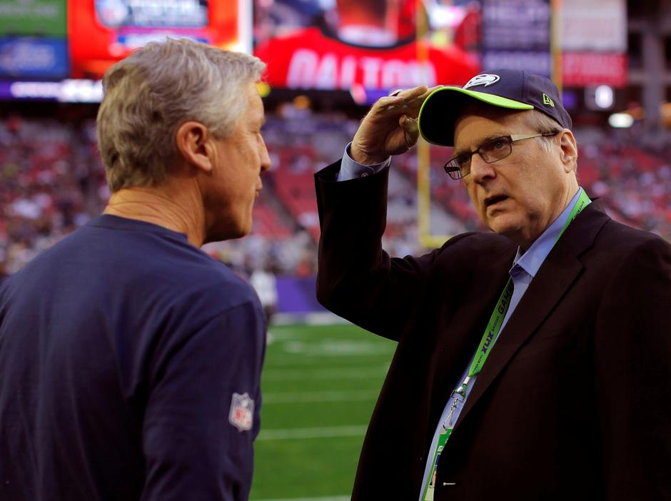 Paul Allen | Author: REUTERS