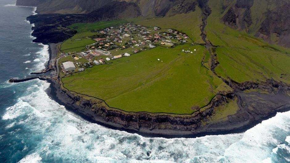 Tristan da Cunha | Author: Screenshot Youtube