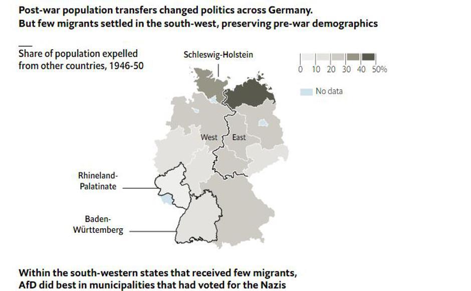 Nijemci danas glasaju kao '33.  444743630c25d17b94e5