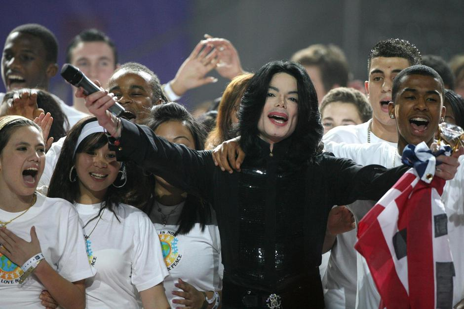 Michael Jackson | Author: Press Association/PIXSELL