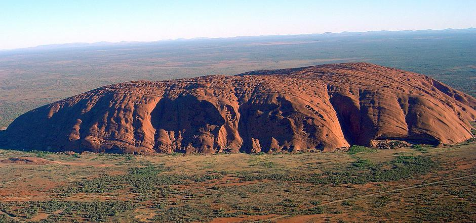 Ayers Rock | Author: Wikipedia