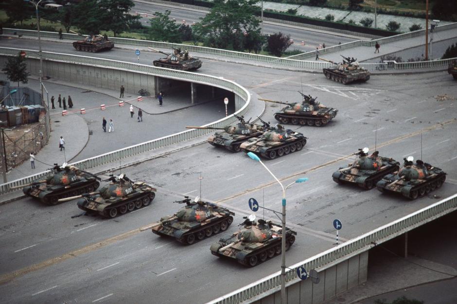 Masakr na trgu Tiananmen   Author: Screenshot Youtube