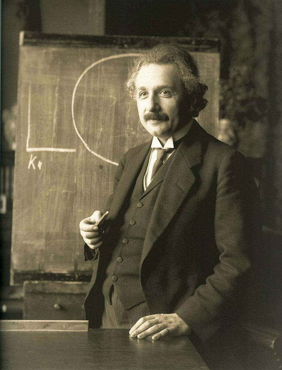 Albert Einstein | Author: Wikipedia