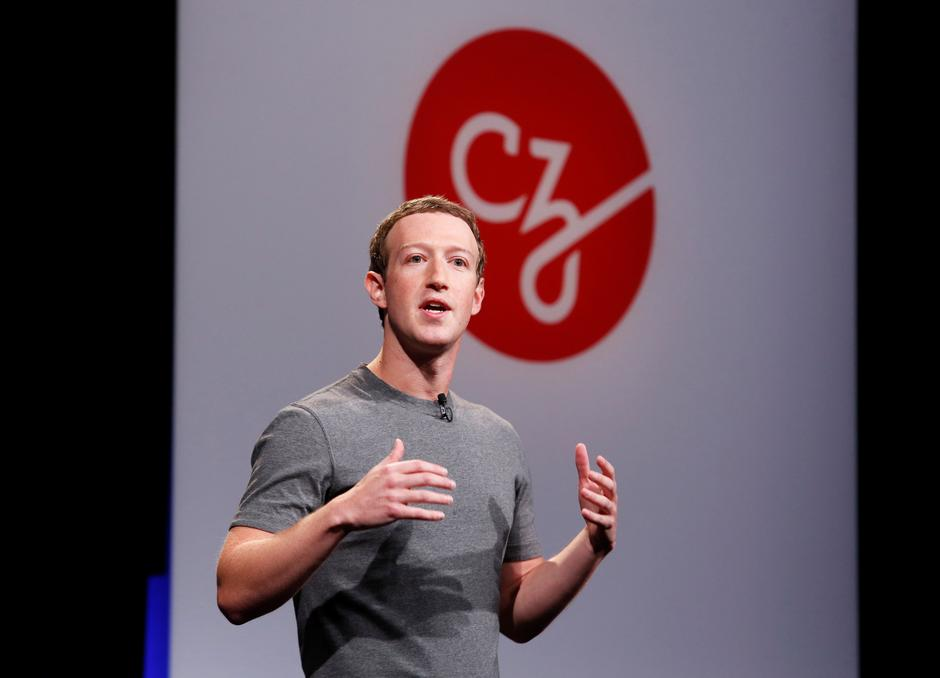Mark Zuckerberg | Author: REUTERS/Beck Diefenbach