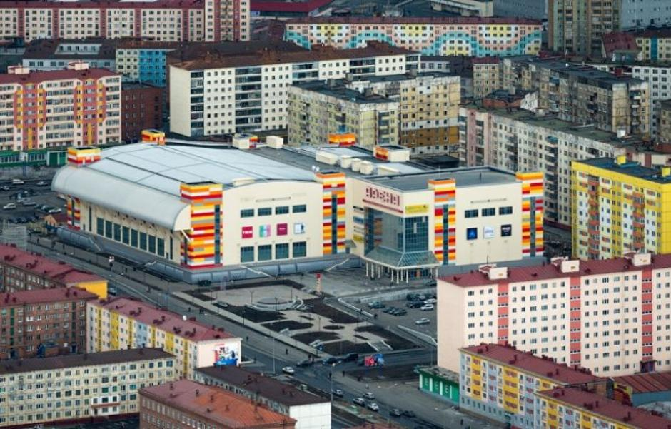 Norilsk | Author: Google Maps
