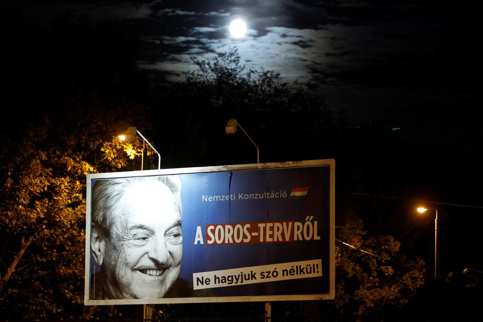 George Soros | Author: BERNADETT SZABO/REUTERS/PIXSELL