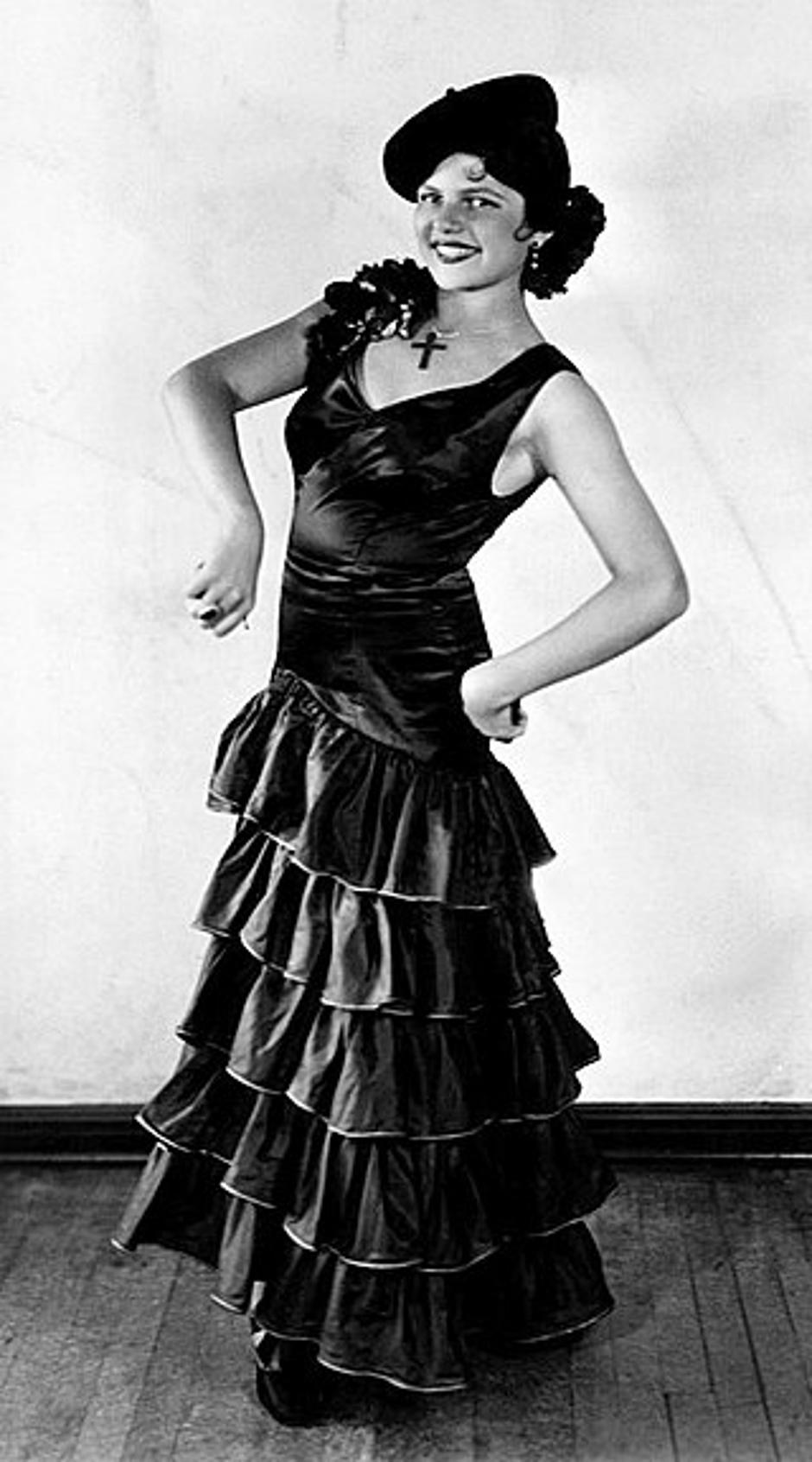 Rita Hayworth kad je imala 12 godina | Author: Wikimedia Commons