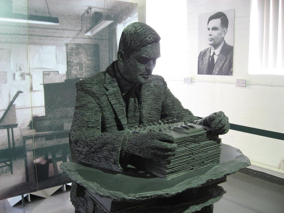 Alan Turing | Author: Jon Callas/ Flickr/ CC BY 2.0