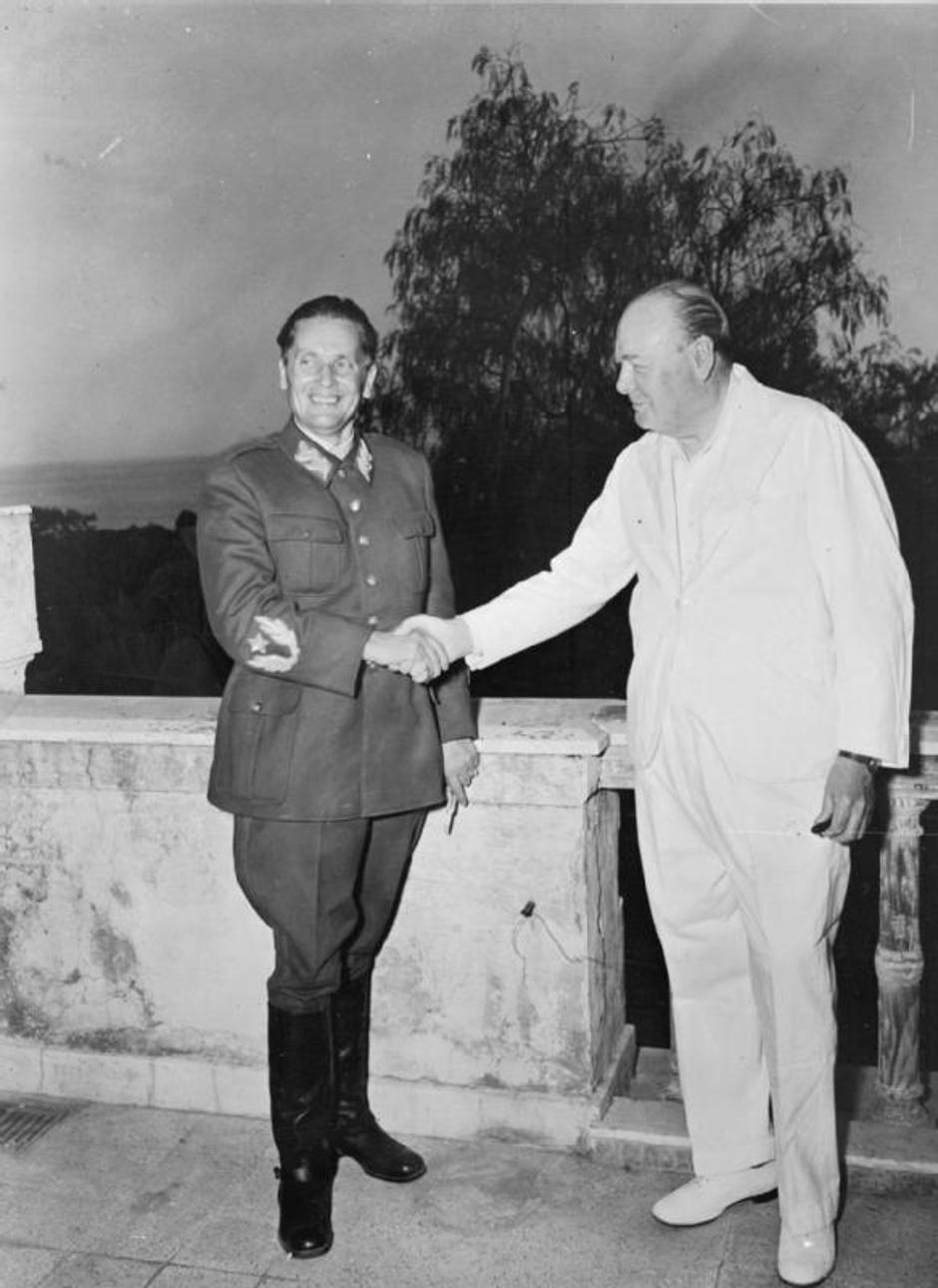 Tito i Winston Churchill | Author: wikipedia