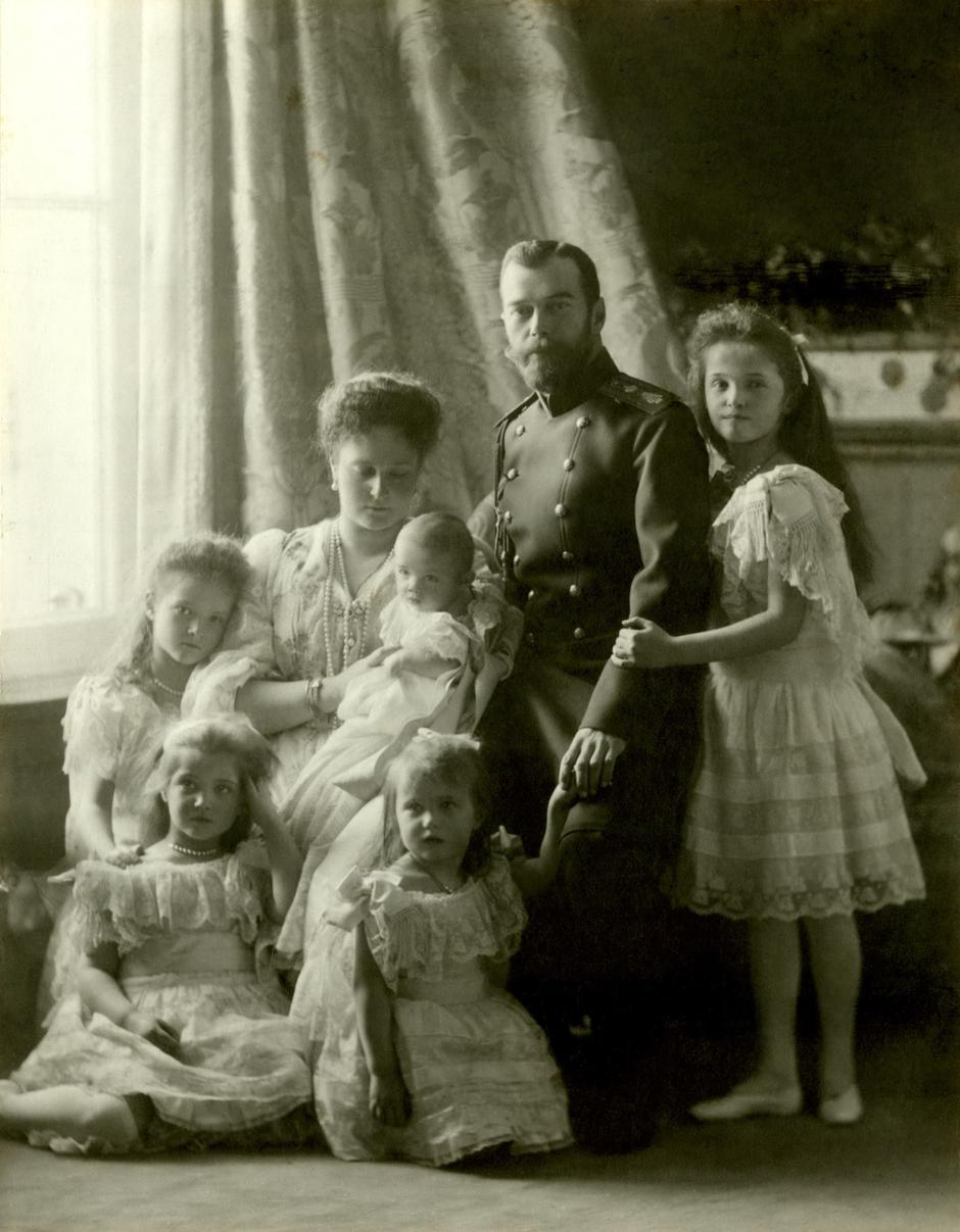 Obitelj Romanov | Author: Wikipedia