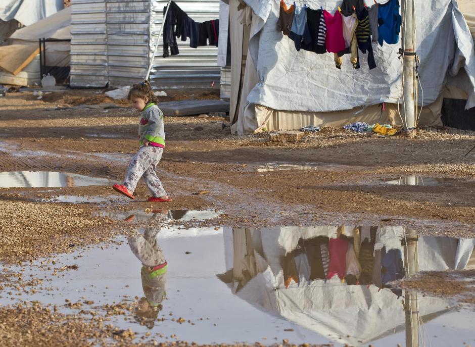 Izbjeglički kamp | Author: News Syndication/PIXSELL