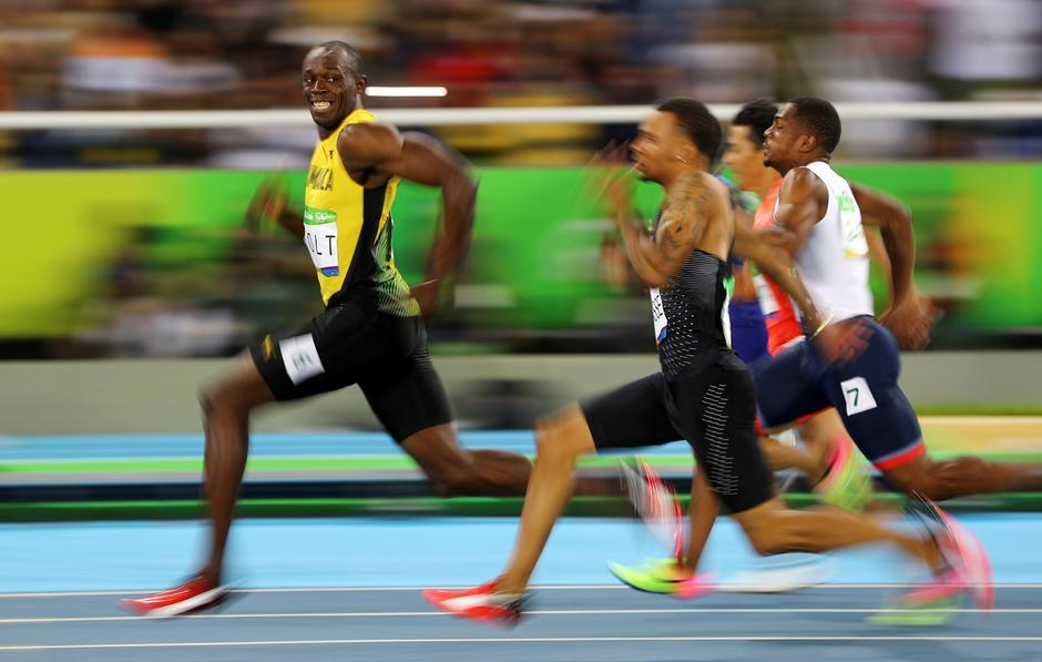 Usain Bolt | Author: Reuters/Pixsell