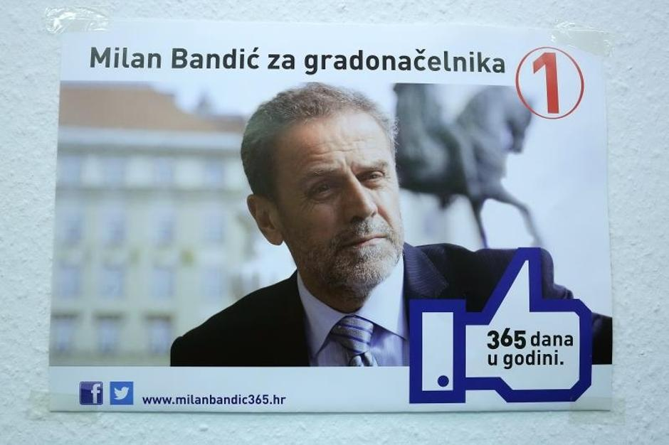 Milan Bandić | Author: Tomislav Miletic (PIXSELL)