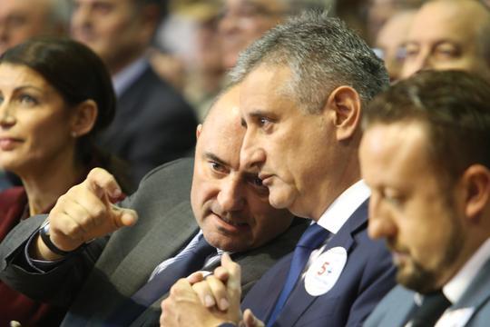 Tomislav Karamarko i Milijan Brkić